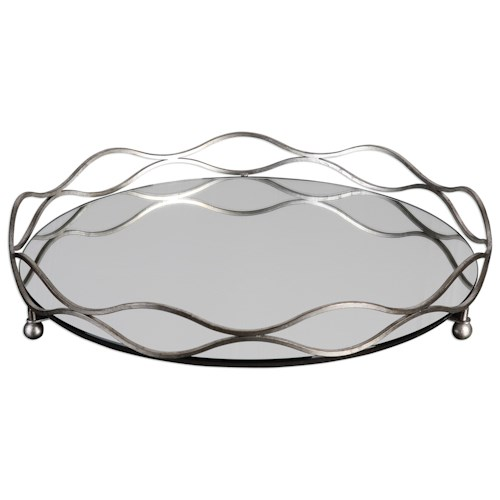 Uttermost Accessories Rachele Tray