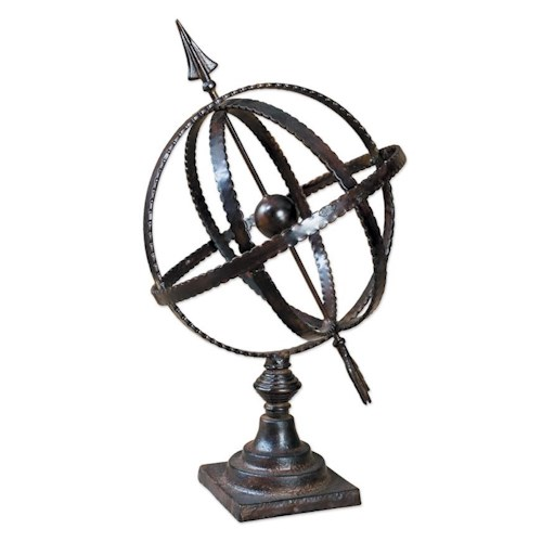 Uttermost Accessories Diez Globe