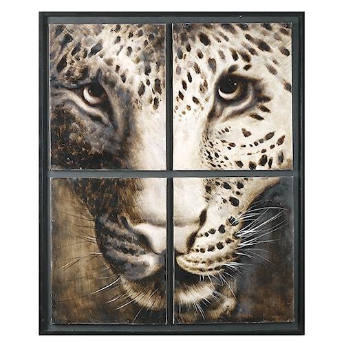 Uttermost Art On The Prowl Animal Art