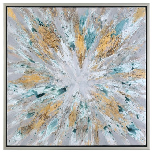 Uttermost Art Exploding Star