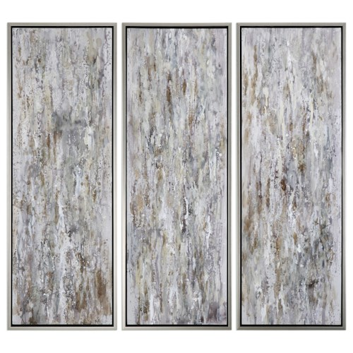 Uttermost Art Shades Of Bark (Set of 3)