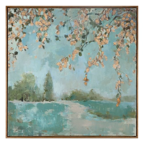 Uttermost Art Peaceful Landscape Art