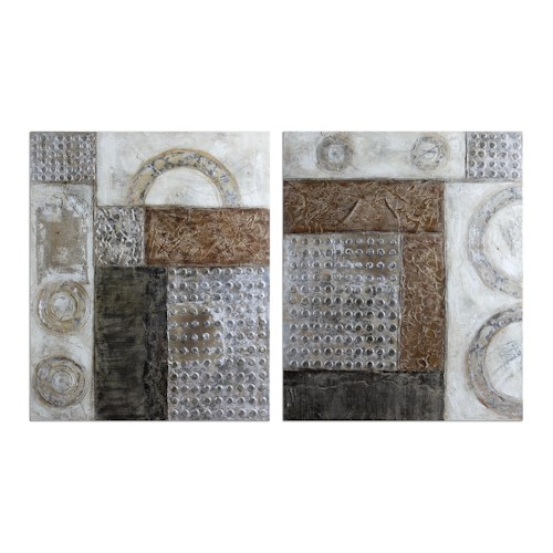 Uttermost Art Connection Set of 2