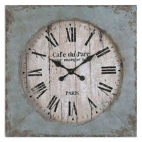 Uttermost Clocks Paron Clock