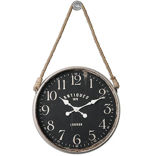 Uttermost Clocks Bartram Wall Clock