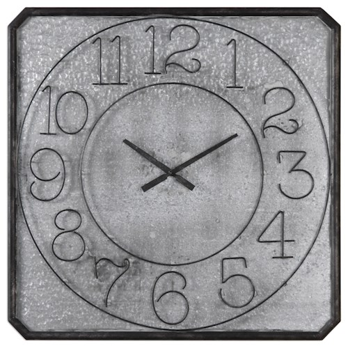 Uttermost Clocks Dominic