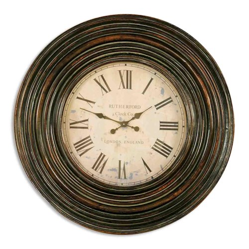 Uttermost Clocks Trudy Clock