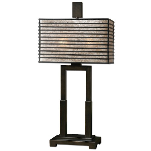 Uttermost Lamps Becton