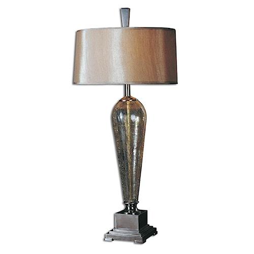 Uttermost Lamps Celine Table