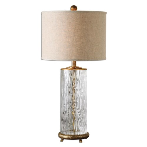 Uttermost Lamps Tomi