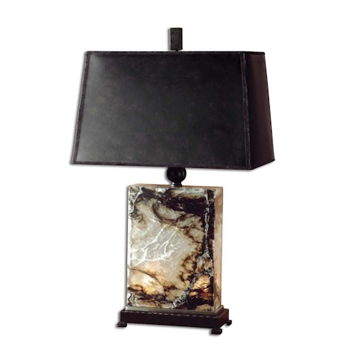Uttermost Lamps Marius Table
