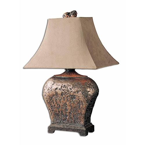 Uttermost Lamps Xander