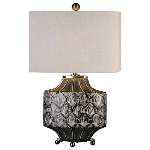 Uttermost Lamps Kavala Lamp