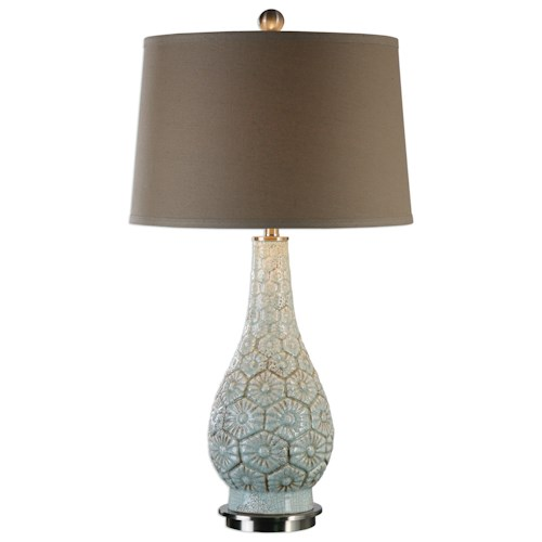 Uttermost Lamps Trula