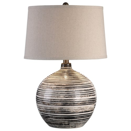 Uttermost Lamps Bloxom