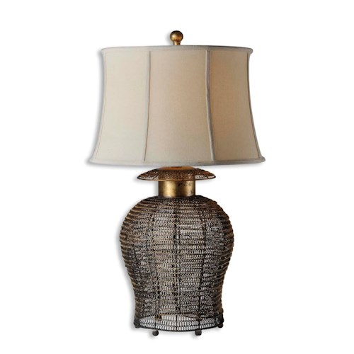 Uttermost Lamps Rickma