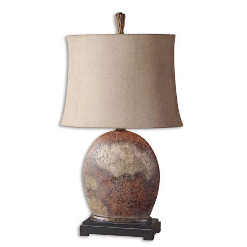 Uttermost Lamps Yunu Table