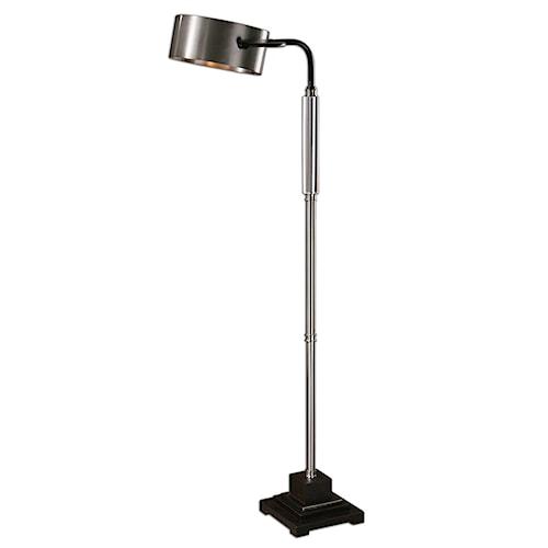 Uttermost Lamps Belding Modern Floor Lamp
