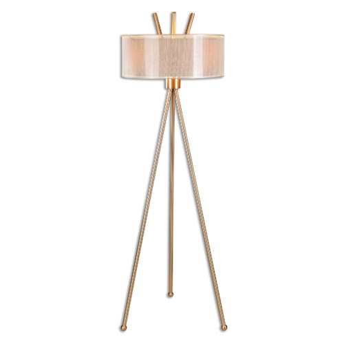 Uttermost Lamps Karita Tripod Floor Lamp