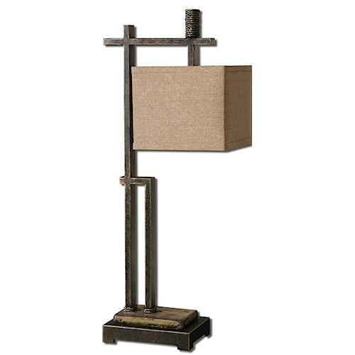Uttermost Lamps Porano Desk