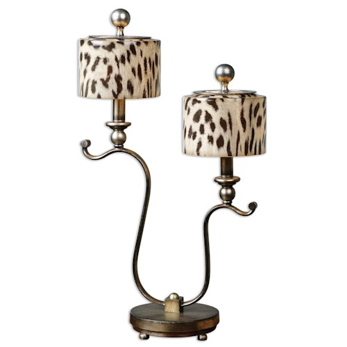 Uttermost Lamps Malawi Accent Lamp