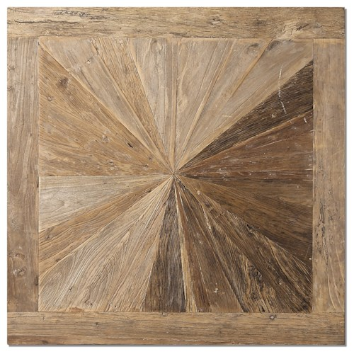 Uttermost Alternative Wall Decor Hoyt Wooden Wall Panel