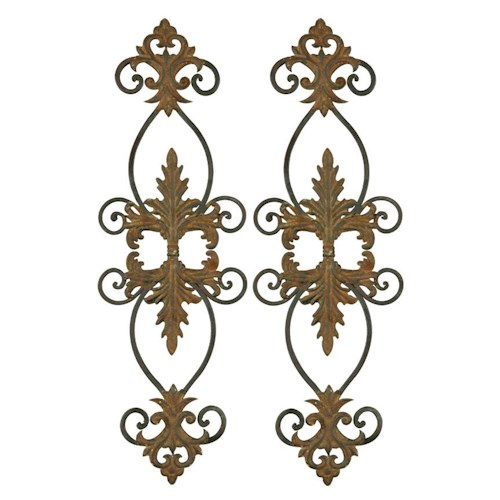 Uttermost Alternative Wall Decor Lacole Set of 2