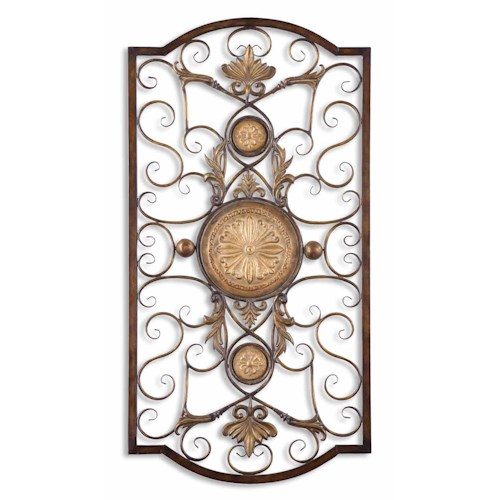 Uttermost Alternative Wall Decor Micayla Large