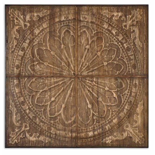 Uttermost Alternative Wall Decor Camillus
