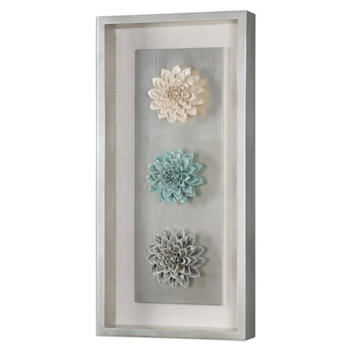 Uttermost Alternative Wall Decor Florenza Framed Wall Art