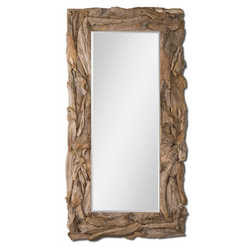 Uttermost Mirrors Teak Root Natural Mirror