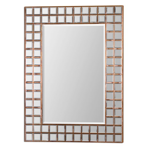 Uttermost Mirrors Keely Mosaic Mirror