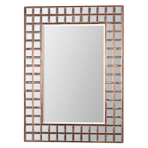Uttermost Mirrors Keely Mosaic Mirror