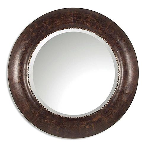 Uttermost Mirrors Leonzio Mirror