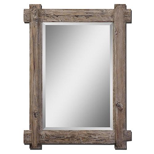 Uttermost Mirrors Claudio Mirror