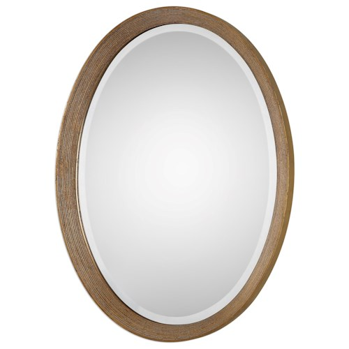 Uttermost Mirrors Arena Oval Mirror
