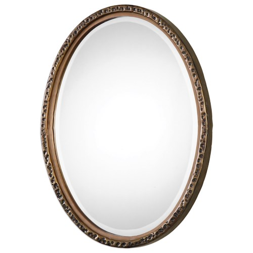 Uttermost Mirrors Pellston Oval
