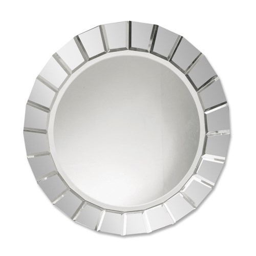 Uttermost Mirrors Fortune