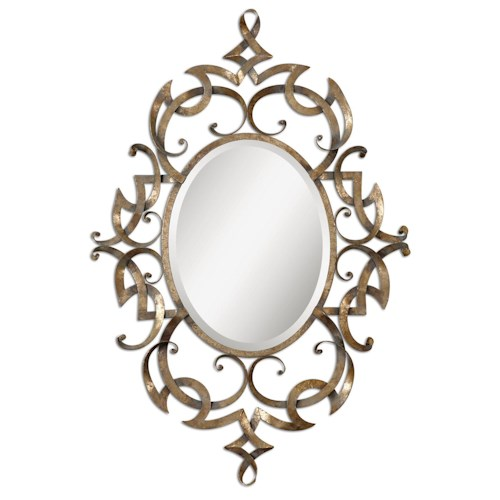Uttermost Mirrors Ameno