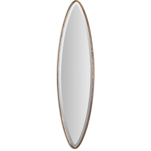 Uttermost Mirrors Ovar Gold Mirror