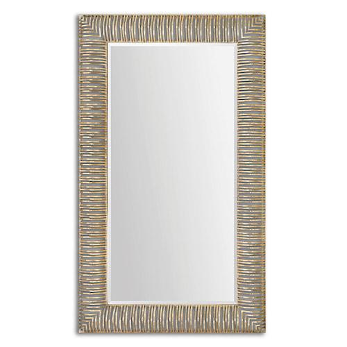 Uttermost Mirrors Aldric Oversized Gold Mirror