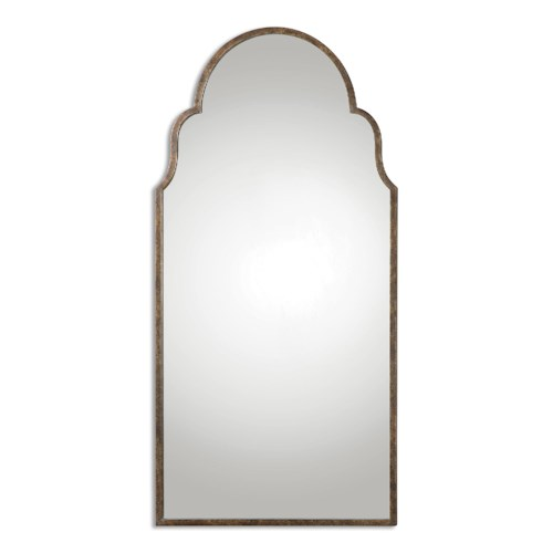 Uttermost Mirrors Brayden Tall Arch Mirror
