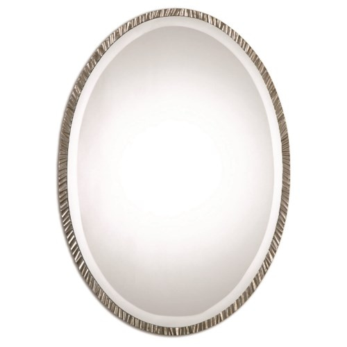 Uttermost Mirrors Annadel Oval Wall Mirror