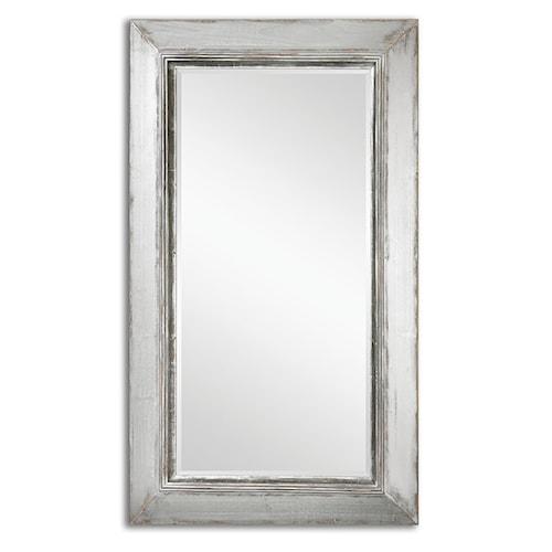 Uttermost Mirrors Lucanus Oversized Silver Mirror