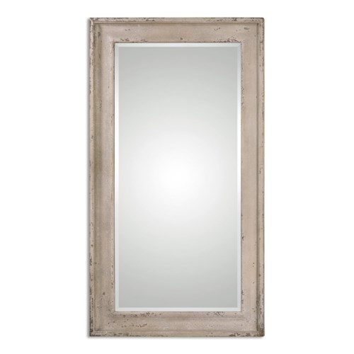 Uttermost Mirrors Alano Antiqued Leaner Mirror