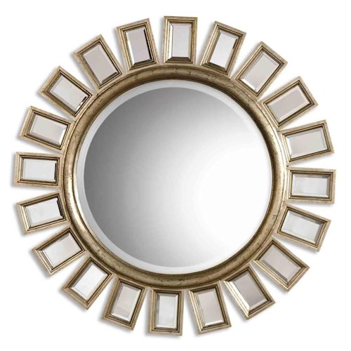 Uttermost Mirrors Cyrus