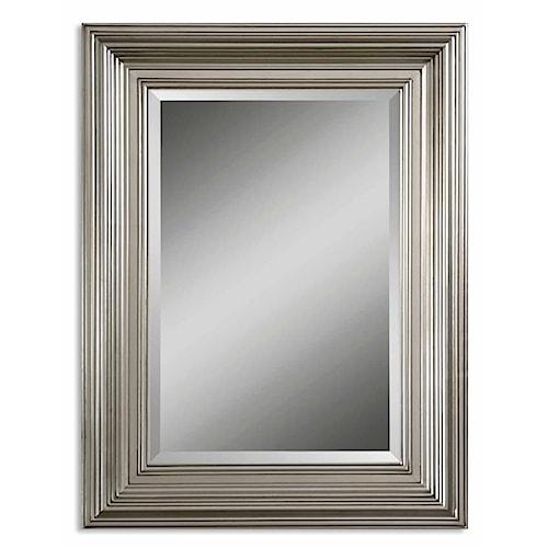 Uttermost Mirrors Mario Silver