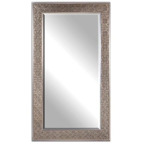 Uttermost Mirrors Villata Antique Silver Mirror