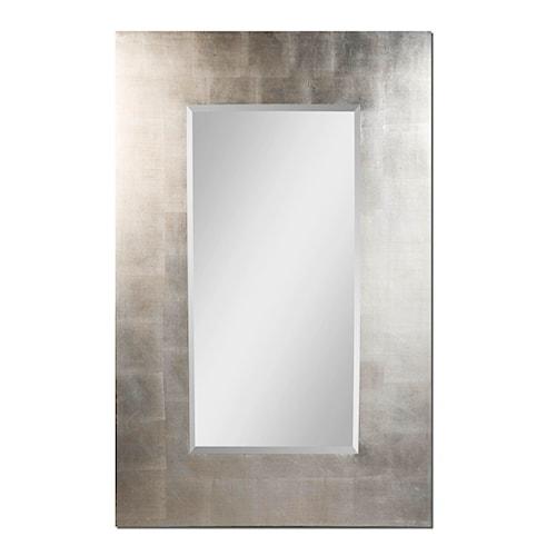 Uttermost Mirrors Rembrandt Silver