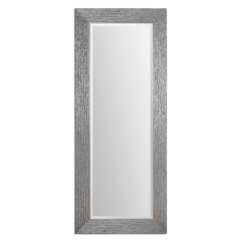 Uttermost Mirrors Amadeus Large Silver Mirror